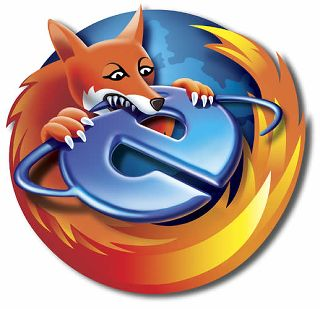 Mozilla Firefox salah satu web browser yang sangat dominan dewasa ini ...